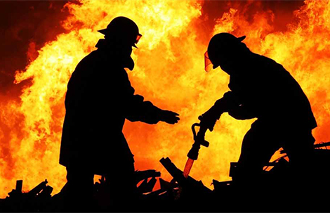 نمونه سوالات استخدامی آتش نشانی