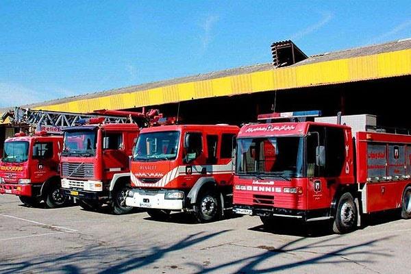 سوالات تخصصی آزمون استخدامی آتش نشانی